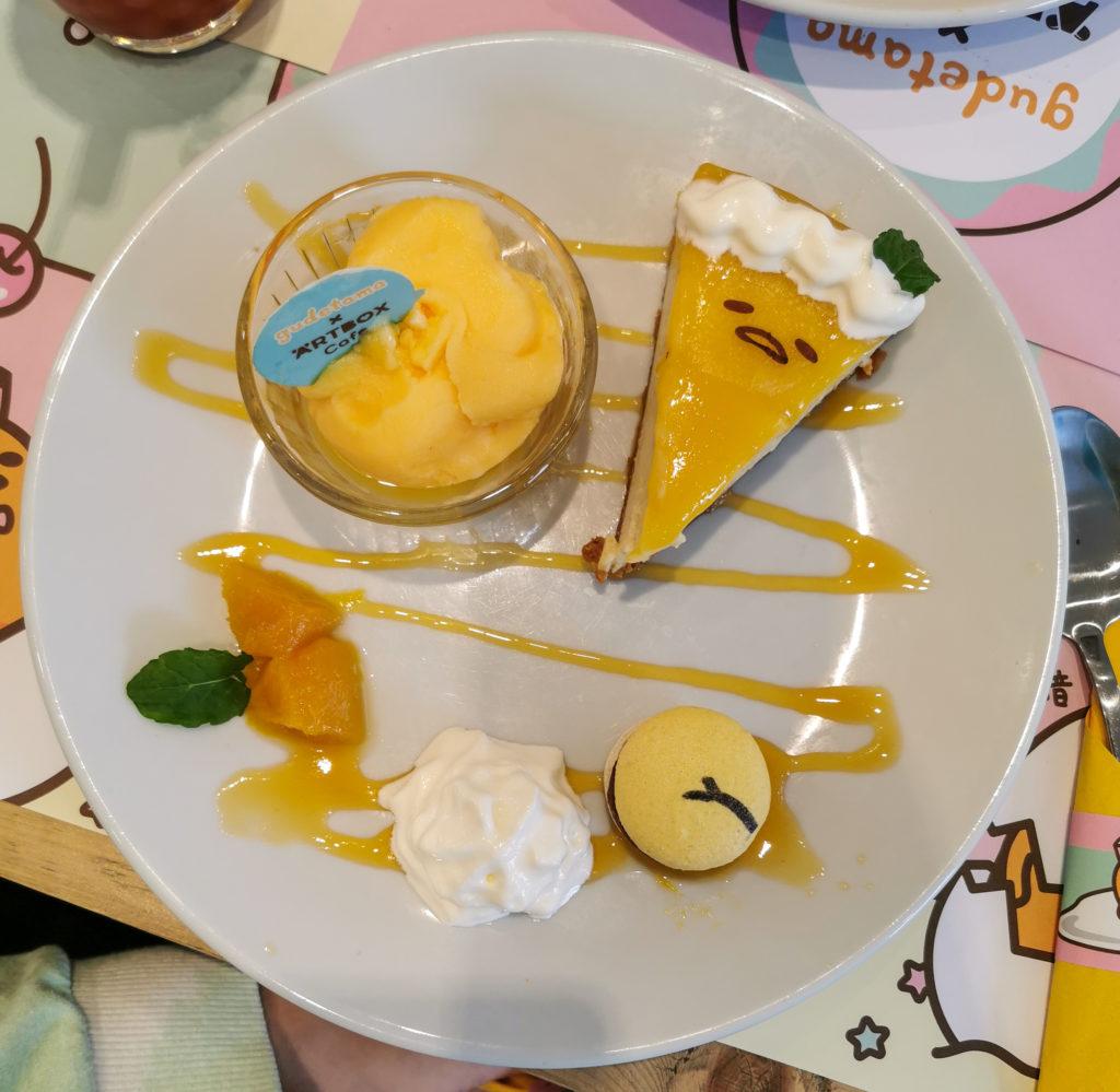 Gudetama Cafe Artbox